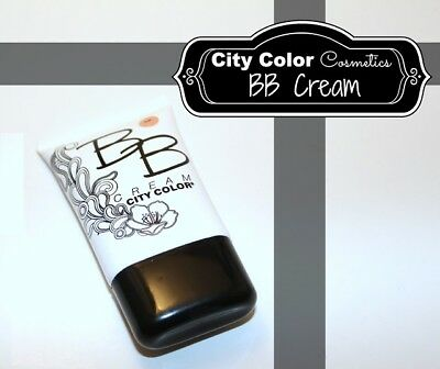 CITY COLOR BB Cream - 8 tonos