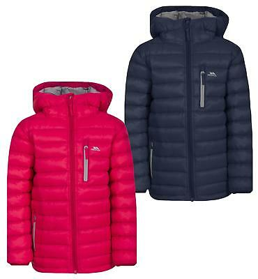 920a4c5e9 TRESPASS MORLEY KIDS Down Filled Jacket Girls Boys Feather   Down ...