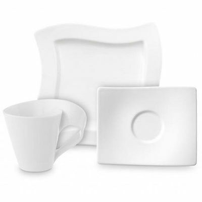Villeroy & Boch Kaffee-Set New Wave (12-teilig)
