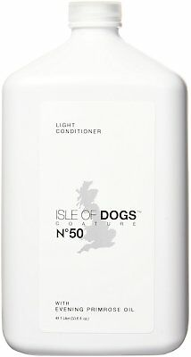 Isle of Dogs Coature No 50 Light Management Conditioner for Dogs 1 Liter