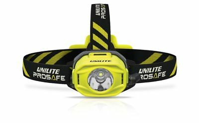 UNILITE PS-H10R Rechargeable Head Torch