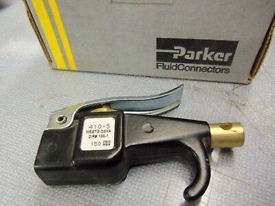 "Parker 410-s Controlled Pressure Blow Gun 1/4"" NPT Female NEW FREE Shipping"