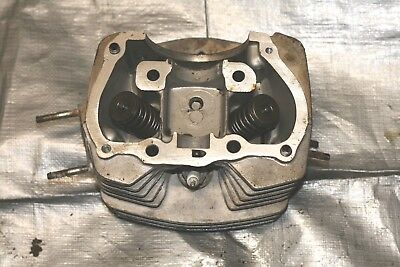 1977 Honda Ct 125 Oem Cylinder Head   //Free Shipping //