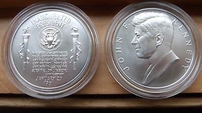 2015 JOHN F. KENNEDY COIN and CHRONICLES SILVER COIN