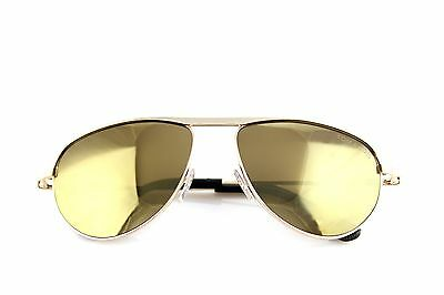 0b52f5a4a RARE NEW Collectors TOM FORD JAMES BOND 007 Aviator Sunglasses TF 108 28L FT