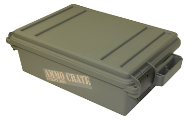 Military Waterproof Surplus Ammo Crate Large Ammunition Crate Storage Container