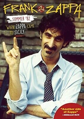 Summer '82: When Zappa Came To Sicily (REGION A Blu-ray New)