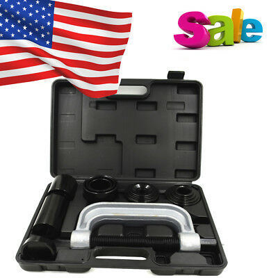 4 in1 Ball Joint Auto Remover Installer Tool Set Service 2&4WD Auto Repair Brake