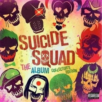 Suicide Squad - The Album (Collector's Edition) New & Sealed CD