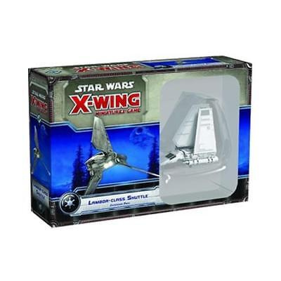 star wars x-wing miniatures game : Lambda-class Shuttle Expansion Pack
