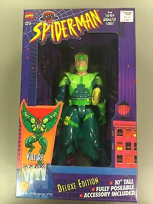 """Marvel COMICS VULTURE 10"""" Tall Figure FROM SPIDER-MAN THE ANIMATED SERIES NIP"""