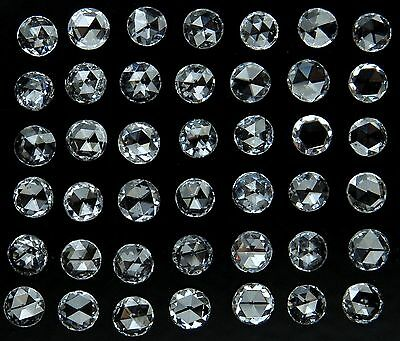 Natural Loose Diamond Round G H White Color VS1 Clarity 1.20 to 3.00MM 1 Pcs K01