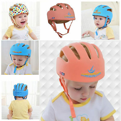 Toddler Baby Safety Helmet Infant Head Protection Hats Caps for Walking Crawling