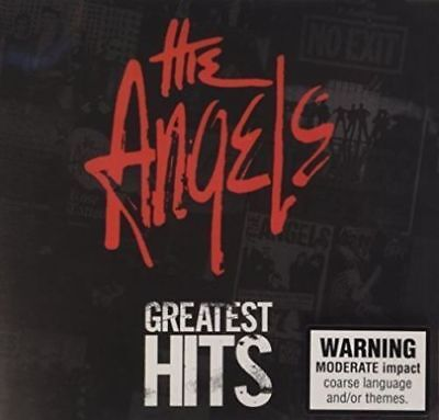 The Angels - Greatest Hits [New & Sealed] CD