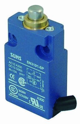 SUNS HLS-1A-04A Low Pretravel Rotary Heavy Duty Limit Switch for 9007C54A2 LSU1A