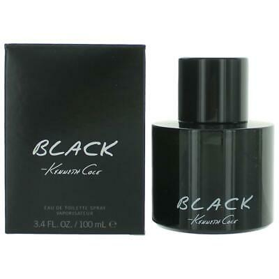 Kenneth Cole Black by Kenneth Cole, 3.4 oz EDT Spray for Men