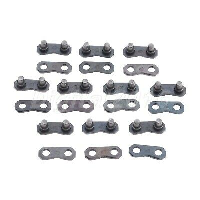 Replacement Chainsaw Chain Joiner Links Parts For JOINING 325 058 CHAINS 10 Set