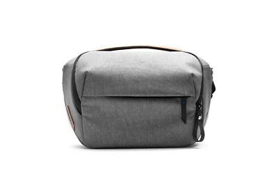 Peak Design Everyday Sling 5L Ash. Premium Camera Bag Case. DSLR Mirrorless