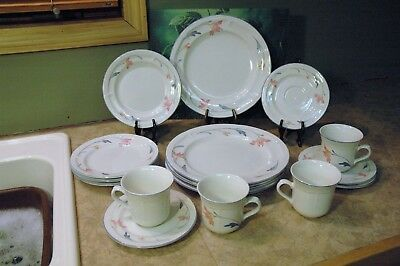 Citation - AVONLEA - 16 Piece Set - Service for 4 - 4 Piece Place Setting