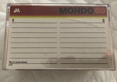 For Sara Back Up Master Cassette Mondo Over The Garden Wall OTGW Connelly Wirt