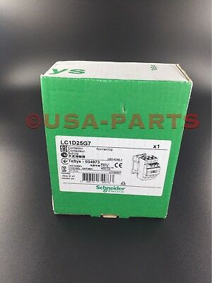 LC1D25G7 Schneider Electric Contactor - NEW