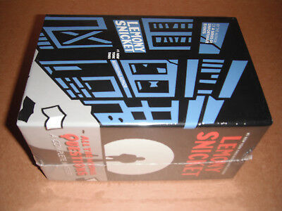 All the Wrong Questions: a Complete Mystery Gift Set by Lemony Snicket NEW