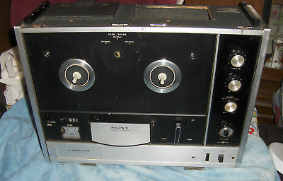 Sony TC-530 Reel to Reel - For Parts only Not working