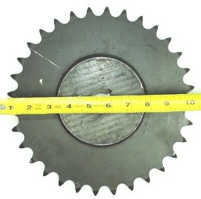 "Martin 80BS32 Single Sprocket Row 1-1/4"" Keyed Bore 32 Tooth"