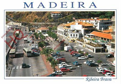Picture Postcard:;Madeira, Funchal, Ribiera Brava