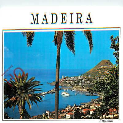 Picture Postcard:;Madeira, Funchal, Western View