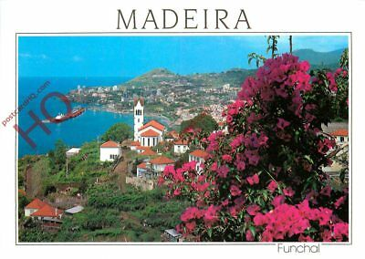 Picture Postcard-:Funchal, Madeira - Western View