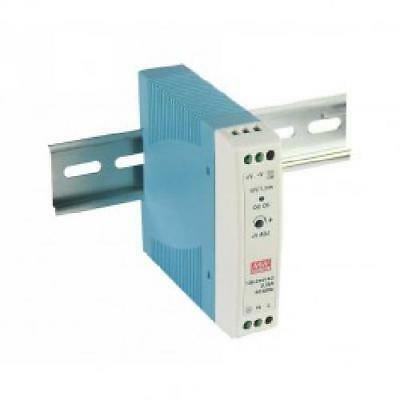 MDR-20-24 Mean Well Industrial Din Rail Power Supply 24V 1A 20W