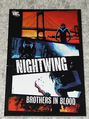 Nightwing - Brothers in Blood TPB (2007 DC)