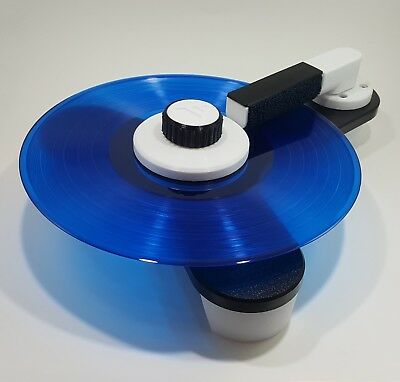 VinylBug - The Vacuum Powered Vinyl Record Cleaning Machine