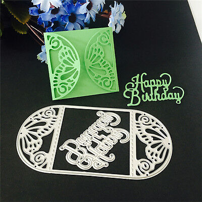Licht Stencil Cutting Dies DIY Scrapbooking Album Tagebuch Stanzschablone51*66mm