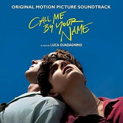 Call Me by Your Name (Original Motion Picture Soundtrack) [New CD]
