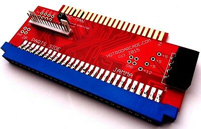 Jamma Board Adapter to Pacman or Ms Pac-man Harness Multi-pac FREE SHIPPING