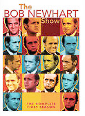 Used 3Dvd Set - The Bob  Newhart Show - Complete Season 1 - 24 Episodes