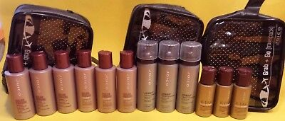 3 X JOICO Reise Pflege Set Color Endure Shampoo& Conditioner, Joiwhip, K-PackCol