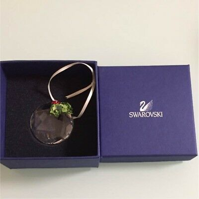Excellent! SWAROVSKI ornament perfect for Christmas crystal