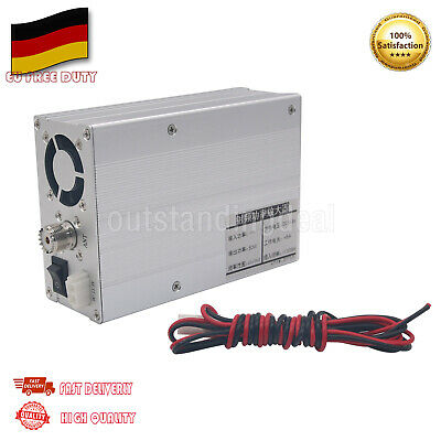 40W UHF 400-470MHZ Ham Radio Power Amplifier for Interphone DMR DPMR P25 C4FM EU