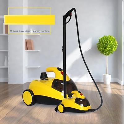 Professional Heavy Duty Steam cleaner Portable Steamer Handheld Multi Purpose A+