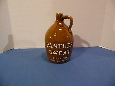 Vintage Jug--Panther Sweat-Guaranteed Not Over 20 Minutes Old