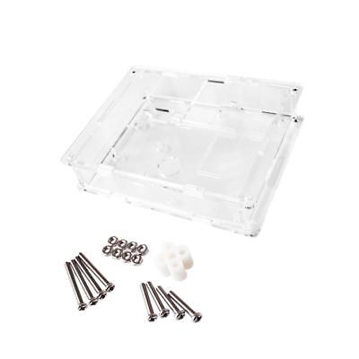 Acrylic Transparent Case Shell For LCR-T4 Transistor ESR Tester SCR/MOS LCR T4 #