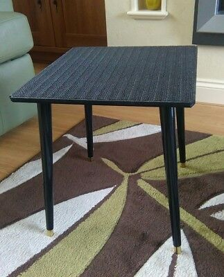 Dansette Record Player Stand with Brand New Legs