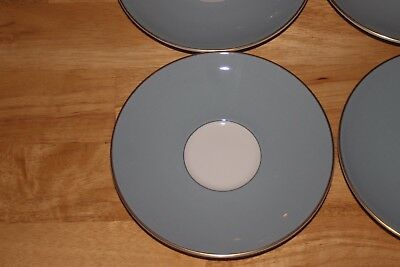 ROYAL DOULTON ROSE ELEGANS TC1010 Saucer for cup or two handled soup bowl 4 avai