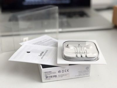 Apple original OEM EarPods-Headphones-for-iPhone-6-5-4-iPod-with-Remote-amp