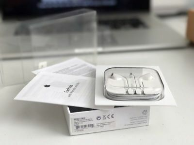 OEM Original Apple EarPods-Headphones-for-iPhone-6-5-4-iPod-with-Remote-amp