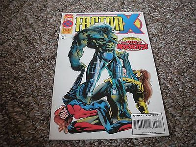 Factor X #3 (1995) Marvel Comics The Age Of Apocalypse Vf/nm