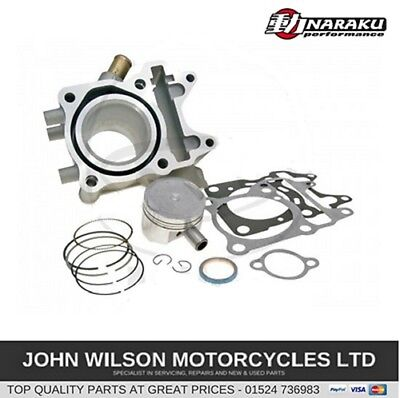 Honda PCX125 2013 Cylinder Barrel and Piston Kit Std Replacement High Quality